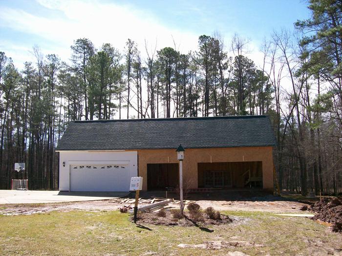 Collins Construction Of North Carolina Llc Garages
