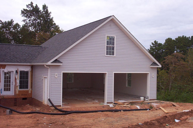 Collins Construction of North Carolina LLC Garages Siler – 32X40 Garage Plans